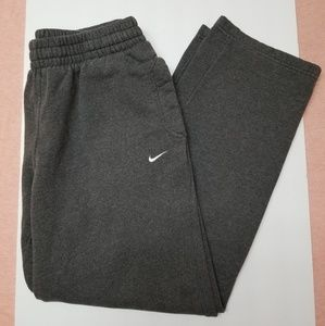 15f6678eaaf1 Nike Pants - NIKE fleece cuffed sweatpants XL